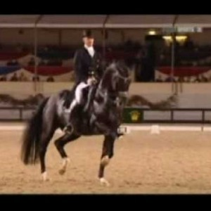 BEST DRESSAGE EVA-  Edward Gal and Moorlands Totilas - YouTube